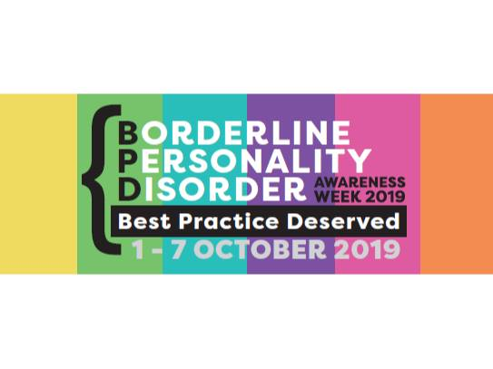 BPD Awareness Week 2019