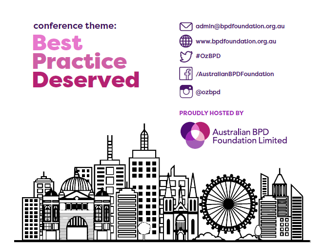 2019 National BPD Conference – Recordings
