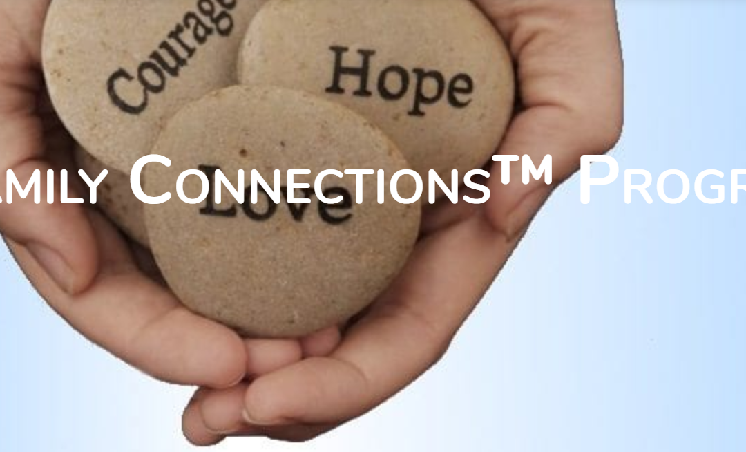 Family Connections® Course – for anyone helping to care for a person with BPD